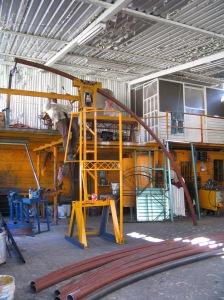 préparation des élément metallique