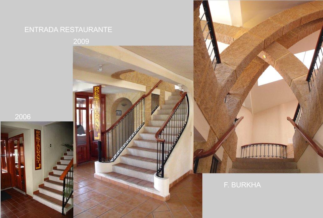 Remodelaci n del hotel arrecife de coral en san crist bal for Remodelacion de casas interiores