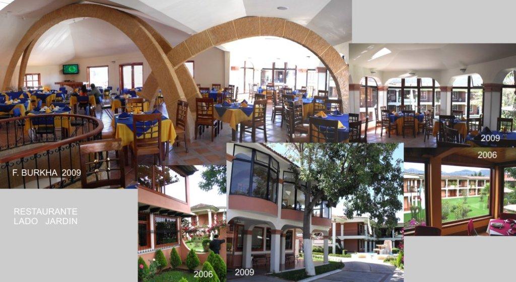 """Construcción de la zona """"balconnes"""" del restaurante; meta - añadir una zona mas intima al restaurante guardando conección visual con el resto del restaurante (eventos especiales)."""