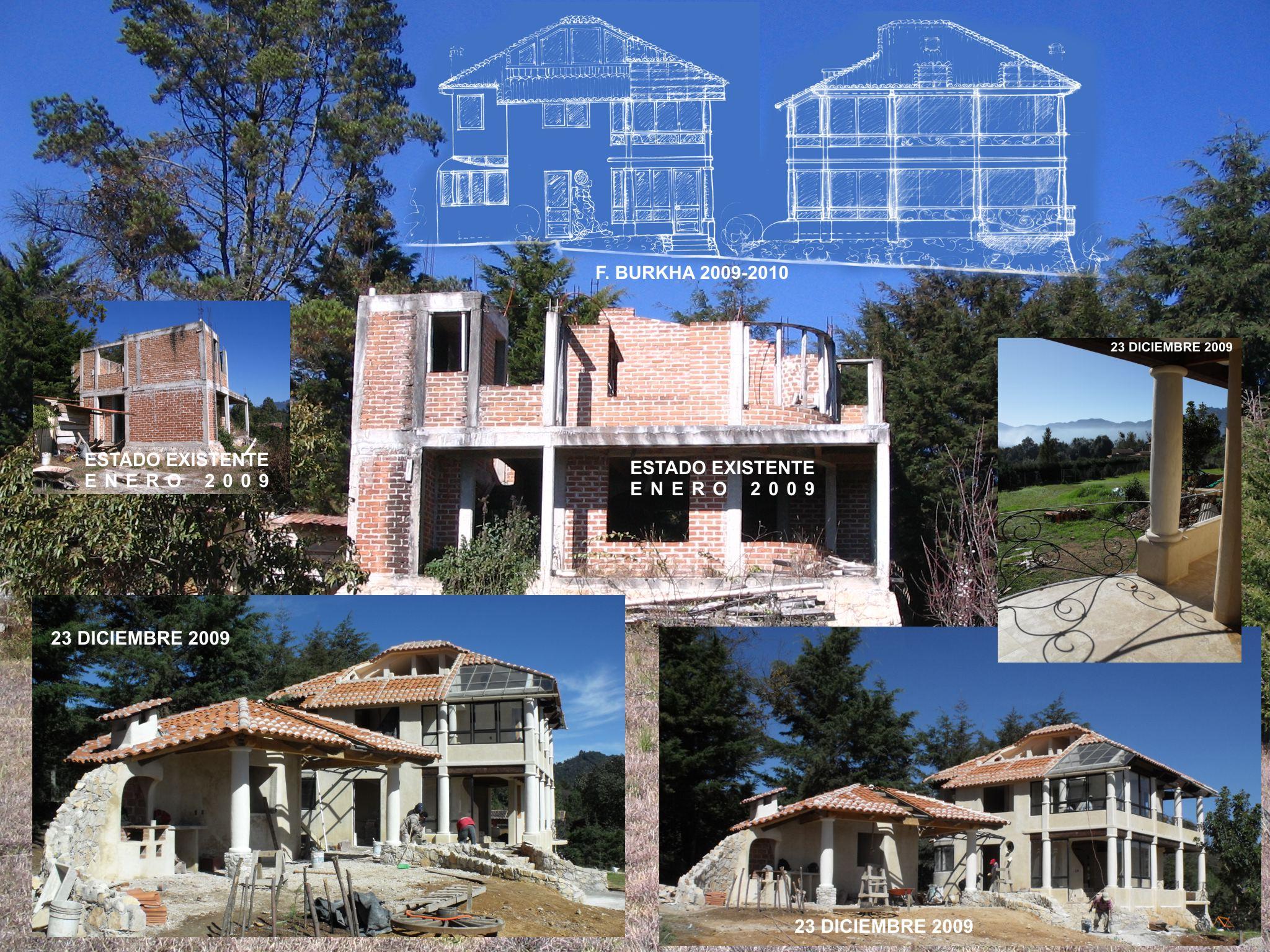 Proyecto priv primavera2010 f burkha - Proyectos de casas ...