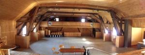 Grande salle Orzens (galerie) 25 oct 2013
