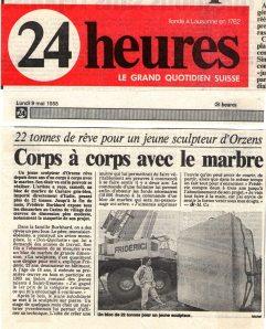 24heures 9 mai 1988