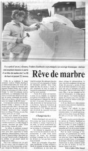 Construire Gilles Simond 26 avril 1989