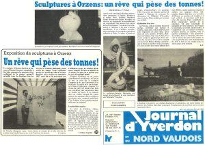 JV Corinne Jaquiery 25 mai 1988
