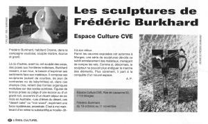 L EVEIL CULTUREL Anne Pfister OCT 1994