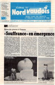 NV Corinne JAQUIERY 4 oct 1990