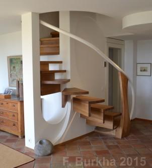 F-Burkha sculpture-escalier 04 2015