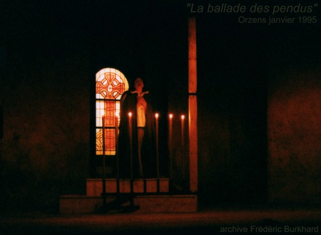 LA BALADES DES PENDU Orzens janvier 1995 01