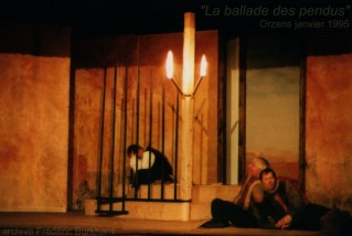 LA BALLADE DES PENDUS Orzens janvier 1995 04