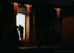 LA BALLADE DES PENDUS Orzens janvier 1995 06