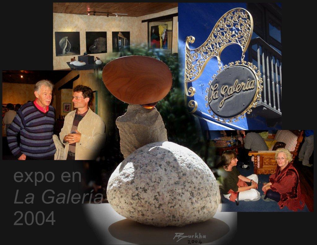 expo en la Galeria 2004