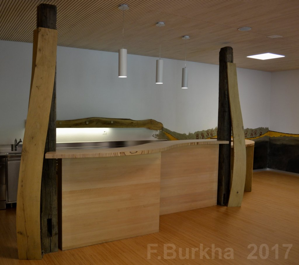 Salle communale Orzens - BAR instal F-Burkha 2017