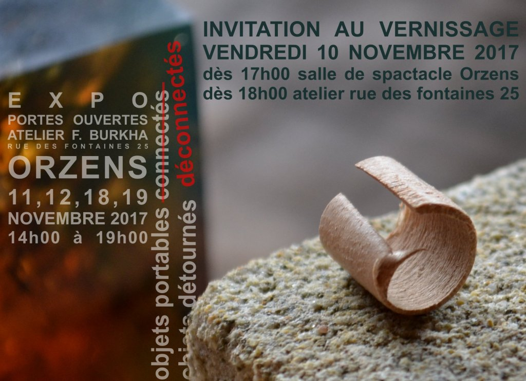 invitation vernissage F-burkha 10 nov 2017