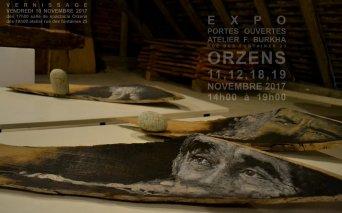 PORTE OUVERTE atelier F-Burkha nov 2017 b