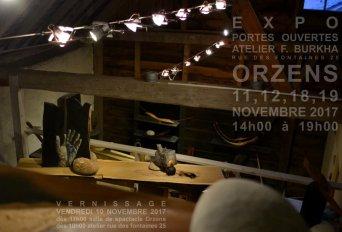 PORTE OUVERTE atelier F-Burkha nov 2017 c
