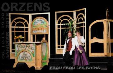 scenographie F-Burkha FROU-FROU-LES-BAINS Orzens 06-12-13-19-20 janv 2018