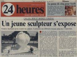 24heures 11 octobre 1991