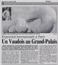 24heures Roger Juillerat12 octobre 1988