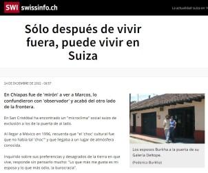 swissinfo-ch VIVIR FUERA 24 diciembre 2002