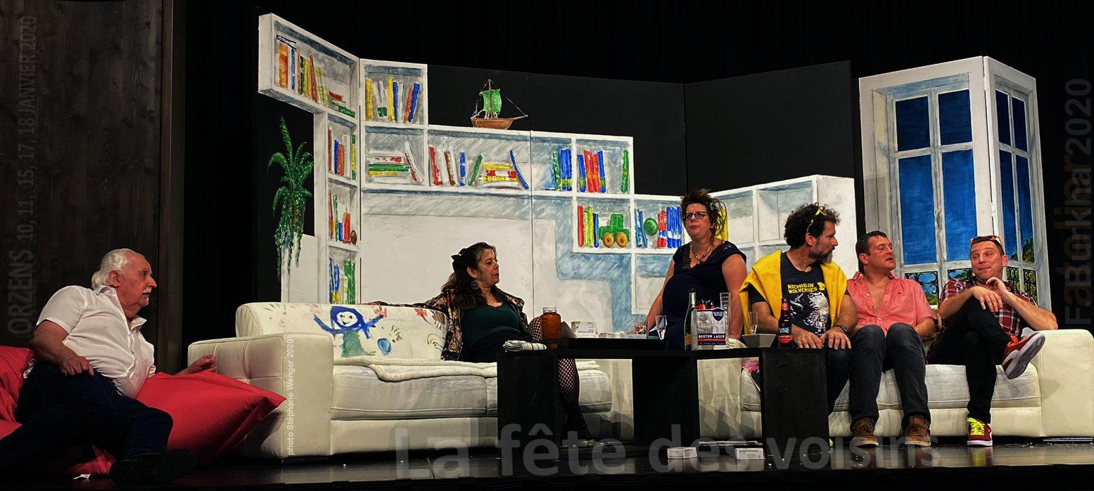 16 F-Burkha scenographie FETE DES VOISINS 2020